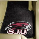 St. Joseph's University Hawks 2 pc Carpeted Floor mats