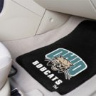 Ohio University Bobcats 2 pc Carpeted Floor mats