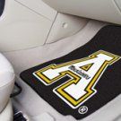 Appalachian State Mountaineers 2 pc Carpeted Floor mats
