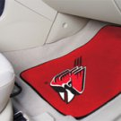 Ball State University 2 pc Carpeted Floor mats
