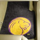 University of North Alabama UNA Lions 2 pc Carpeted Floor mats
