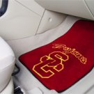 University of Southern California Trojans 2 pc Carpeted Floor mats