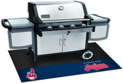 MLB-CLEVELAND INDIANS  BBQ Grill Decorative Grease Mat