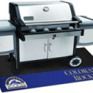 MLB-COLORADO ROCKIES BBQ Grill Decorative Grease Mat