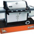MLB-MIAMI MARLINS BBQ Grill Decorative Grease Mat
