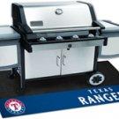 MLB-TEXAS RANGERS BBQ Grill Decorative Grease Mat