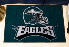 "NFL -Philadelphia Eagles 19""x30"" carpeted bed mat"