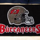 """NFL -Tampa Bay Buccaneers 19""""x30"""" carpeted bed mat"""