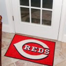 "MLB-Cincinnati Reds 19""x30"" carpeted bed mat"