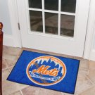 """MLB-New York Mets 19""""x30"""" carpeted bed mat"""