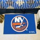 "NHL-New York Islanders 19""x30"" carpeted bed mat"