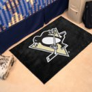 """NHL-Pittsburgh Penguins 19""""x30"""" carpeted bed mat"""
