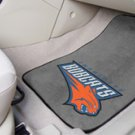 NBA- Charlotte Bobcats 2 pc Carpeted Floor mats Front