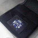 NBA-Sacramento Kings 2pc Heavy Duty Vinyl Car Floor mats Front