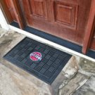 "NBA-Detroit Pistons Door Mat Heavy Duty Vinyl 18""x30"""