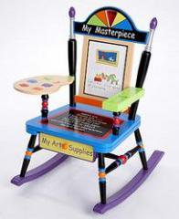 Levels of Discovery Artists Rocker Chair