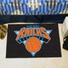 """NBA-New Jersey Knicks 19""""x30"""" carpeted bed mat"""