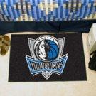 "NBA-Dallas Mavericks 19""x30"" carpeted bed mat"