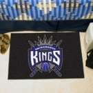 "NBA-Sacramento Kings 19""x30"" carpeted bed mat"