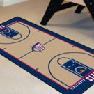 "NBA-New Jersey Nets 24""x44"" Court Runner Rug"