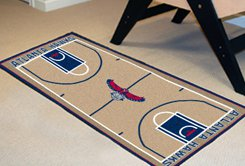 "NBA-Atlanta Hawks 24""x44"" Court Runner Rug"