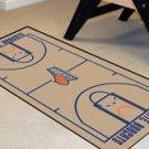 "NBA-Charlotte Bobcats 24""x44"" Court Runner Rug"
