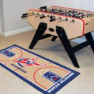 "NBA-Washington Wizards 24""x44"" Court Runner Rug"