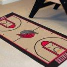 "NBA-Portland Trail Blazers 24""x44"" Court Runner Rug"