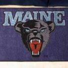"University of Maine 19""x30"" carpeted bed mat/door mat"