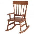 Levels of Discovery  Simply Classic Maple Finish Rocker