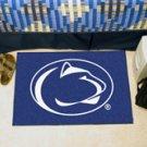 "Penn State University PSU 19""x30"" carpeted bed mat/door mat"