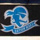 """Seton Hall University 19""""x30"""" carpeted bed mat/door mat"""