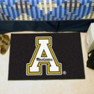 """Appalachian State Mountaineers 19""""x30"""" carpeted bed mat/door mat"""