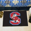 "South Carolina State University 19""x30"" carpeted bed mat/door mat"