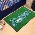 "Georgia College and State University Bobcats 19""x30"" carpeted bed mat/door mat"