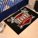 "Troy University Trojans 19""x30"" carpeted bed mat/door mat"