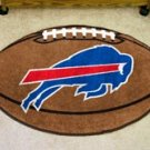 "NFL-Buffalo Bills 22""x35"" Football Shape Area Rug"