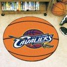"NBA-Cleveland Cavaliers 29"" Round Basketball Rug"