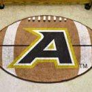 "US Military Academy Army Black Knights 22""x35"" Football Shape Area Rug"