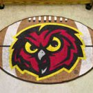 "Temple University Temple Owls  22""x35"" Football Shape Area Rug"