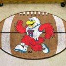 "University of Hartford 22""x35"" Football Shape Area Rug"