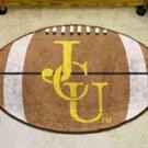 "John Carroll University JCU 22""x35"" Football Shape Area Rug"