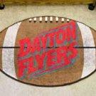 "University of Dayton Flyers 22""x35"" Football Shape Area Rug"