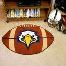 "Morehead State University  22""x35"" Football Shape Area Rug"