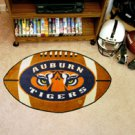 "Auburn University Tigers  22""x35"" Football Shape Area Rug"