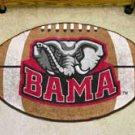 "University of Alabama BAMA 22""x35"" Football Shape Area Rug"