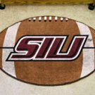 "Southern Illinois University SIU Salukis 22""x35"" Football Shape Area Rug"