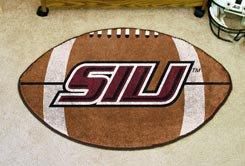 "Southern Illinois University SIU Salukis 22""x35"" Football Shape Area Rug"