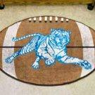 "Jackson State University 22""x35"" Football Shape Area Rug"
