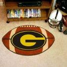 "Grambling State University 22""x35"" Football Shape Area Rug"